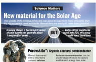 New material for the Solar Age