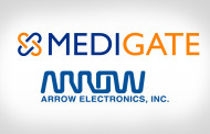 Medigate, Arrow Electronics Ink Agreement