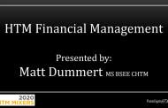 Basic Finance for HTM