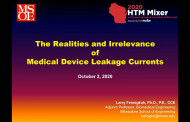 The Realities and Irrelevance of Medical Device Leakage Currents