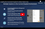 Enabling the Connected Hospital for Better Patient Care