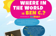 Where in the World is Ben C.? - Sponsored by MedWrench