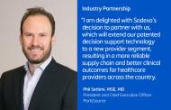 Sodexo, PartsSource Form Partnership