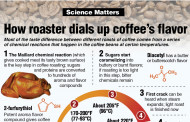 How roaster dials up coffee's flavor