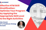 Effective HTM Skill Stratification: Optimize Your Program by Applying the Appropriate Skill Level to the Right Activities