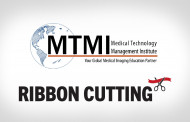 Ribbon Cutting: Medical Technology Management Institute