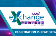 AAMI eXchange Has Been REWIRED