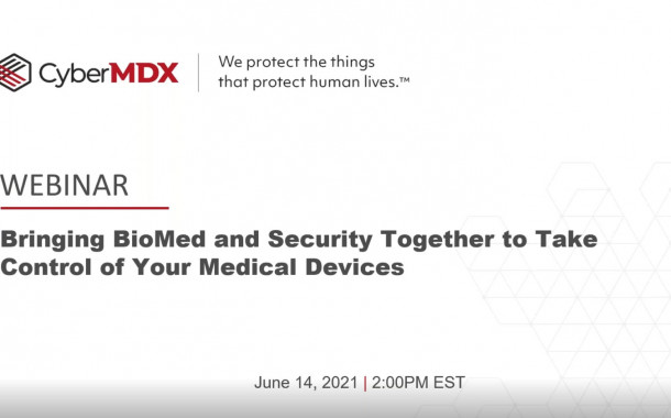 Bringing BioMed and Security Together to Take Control of Your Medical Devices