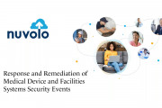Response and Remediation of Medical Device and Facilities Security Events