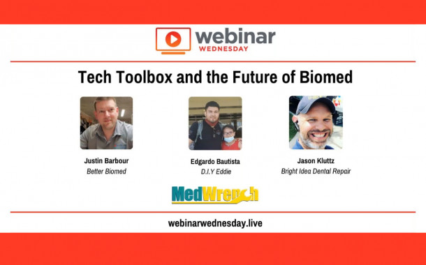 Webinar Answers All of Biomeds' Questions