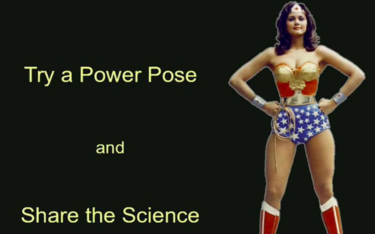Manny's Moans – Power Posing: Fake It Till You Become It