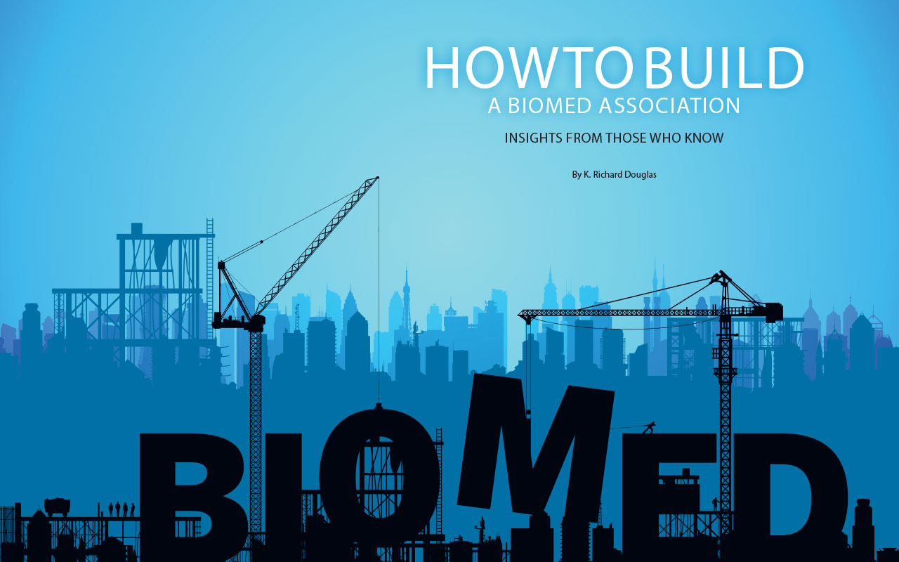 How to Build a Biomed Association