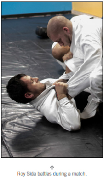 Technation Magazine | Biomed Adventures | Grappling and Teaching