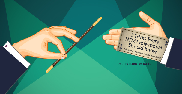 Technation Magazine | Cover Story | 5 Tricks Every HTM Professional Should Know