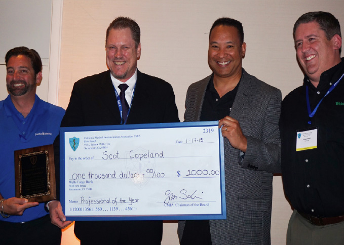Professional of the Month: Scot Copeland, BSITSEC, MCP, SEC+ Technologically Prepared