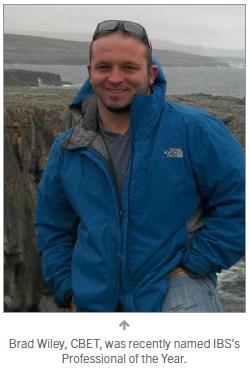Technation Magazine | Professional of the Month | Brad Wiley, CBET