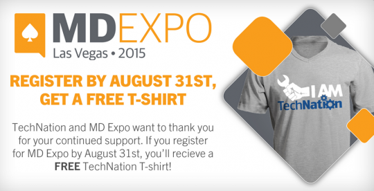 TechNation | News | MD Expo registration