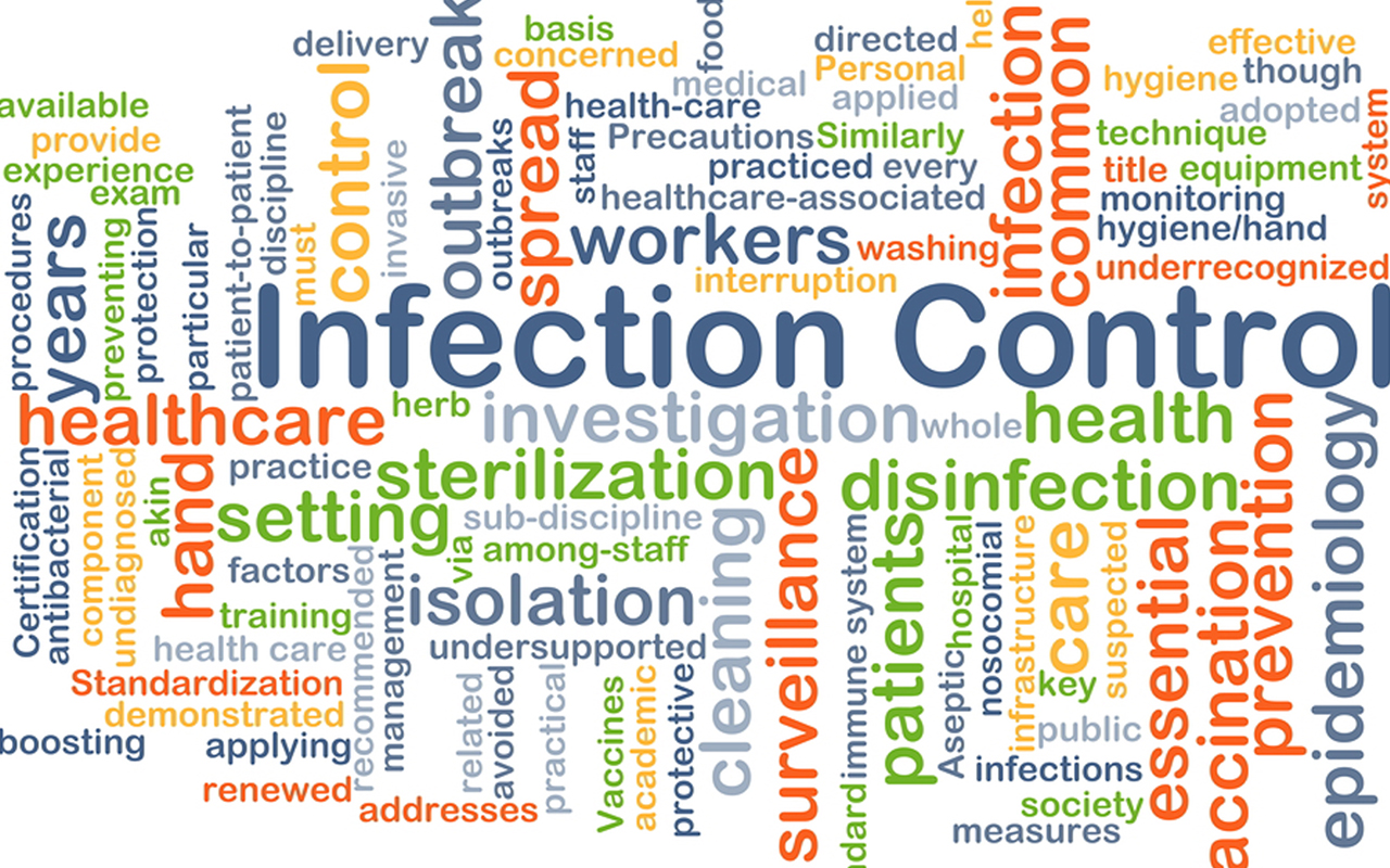 prevention and control of infection The infection prevention and control team provides specialist advice on effective  preventive and control measures for a safer healthcare environment for both.