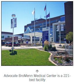 Technation Magazine   Department Profile   Advocate BroMenn Medical Center  Clinical Engineering Department