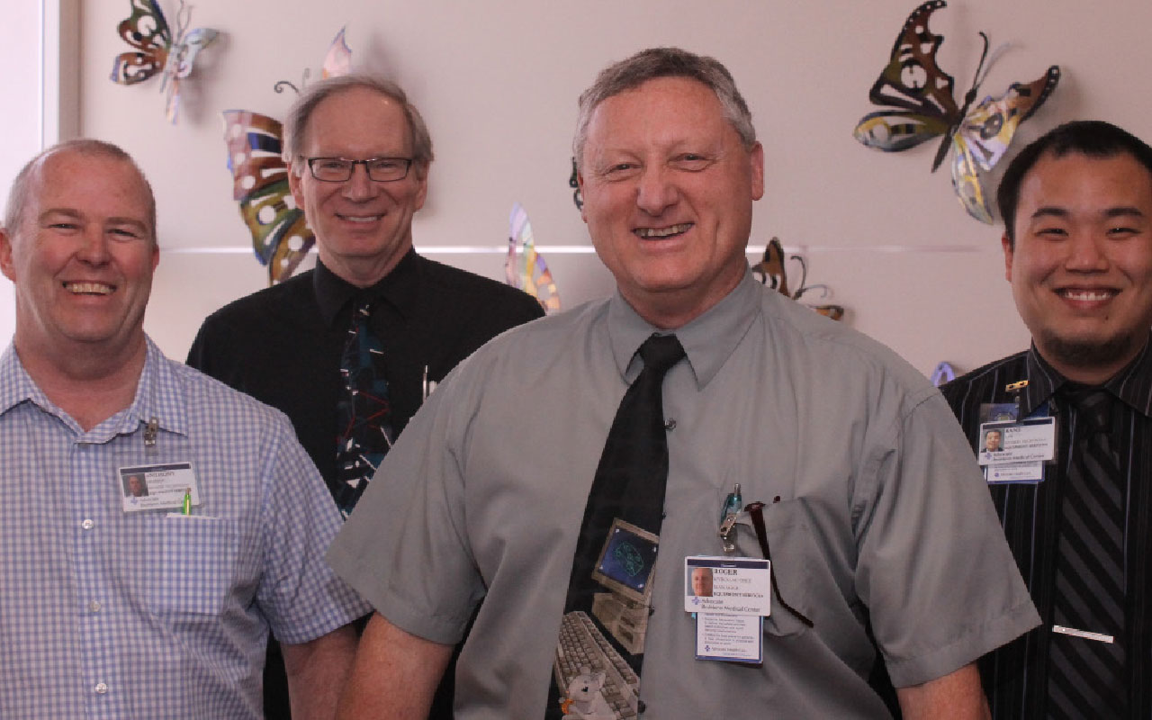Department Profile: Advocate BroMenn Medical Center Clinical Engineering Department
