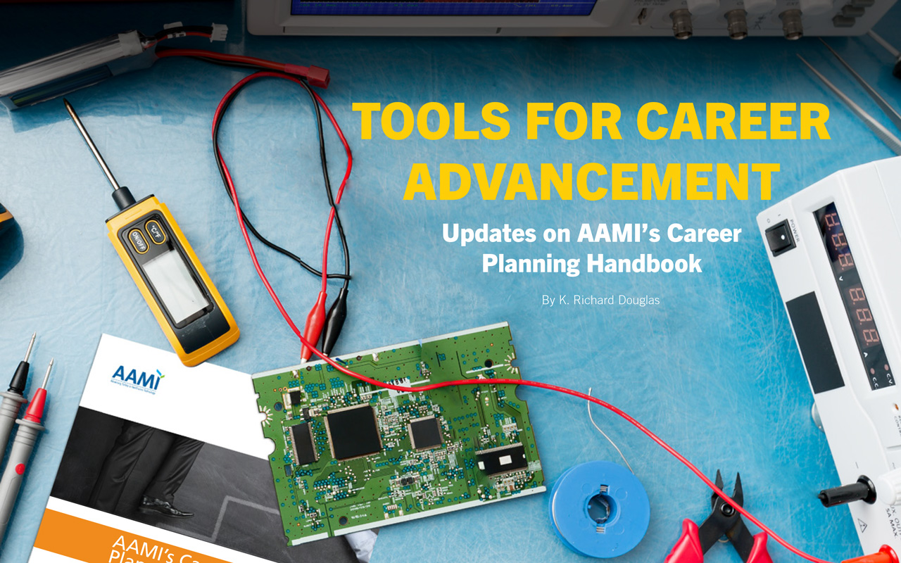 Tools for Career Advancement - Updates on AAMI's Career Planning Handbook