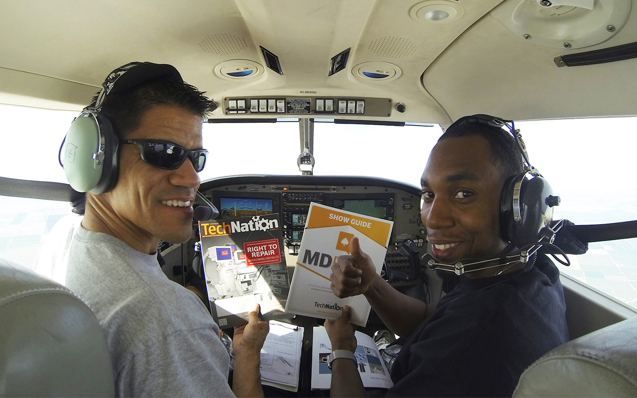 Biomed Adventures: Biomed Flying High | TechNation