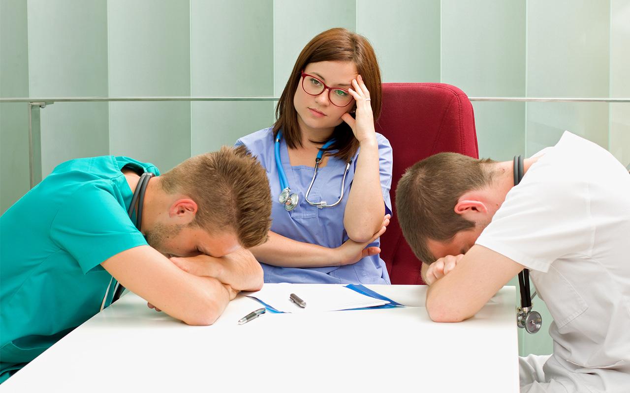 Poor Managers = Poor Departments