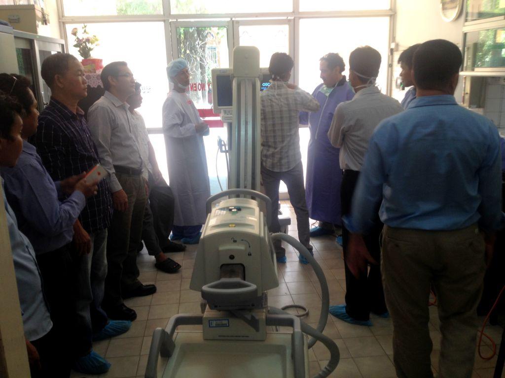 TechNation | News | Cambodia X-ray