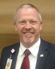 Mark Wakefield  CBET, director/account manager, Physical Asset Services-Clinical Engineering at Littleton, Parker, and Castle Rock Adventist Hospitals