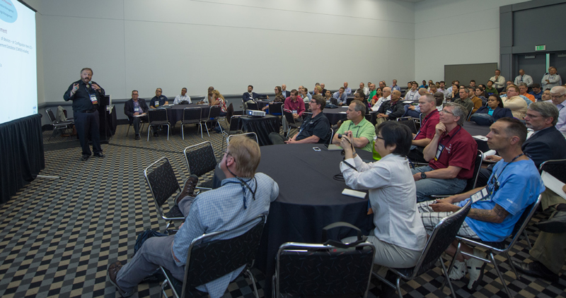 The AAMI 2016 Conference & Expo features more than 50 educational sessions.
