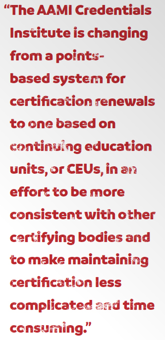 CBET Review & More: A Look at the New Certification Requirements ...