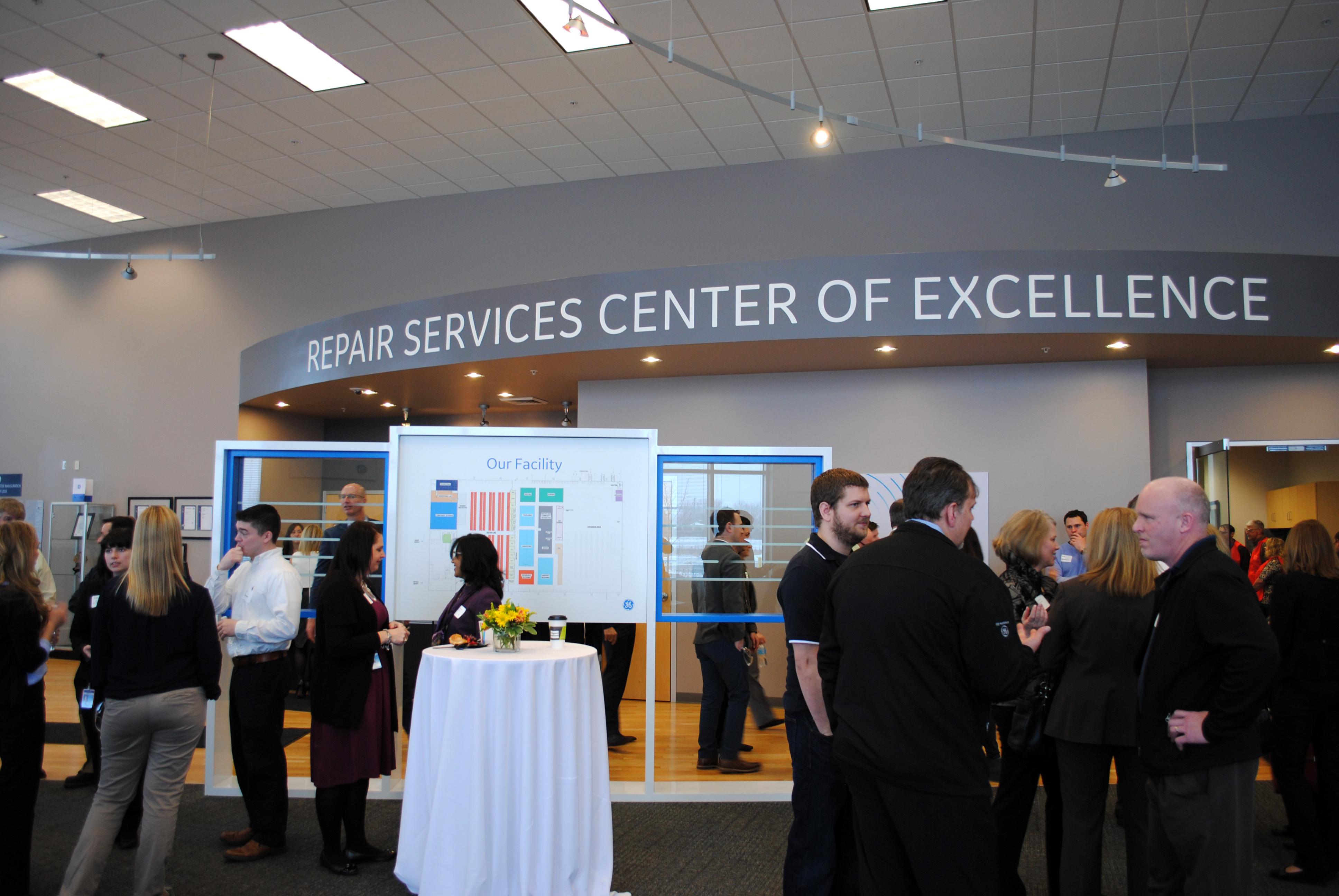 GE Healthcare Unveils Repair Operations Center | TechNation