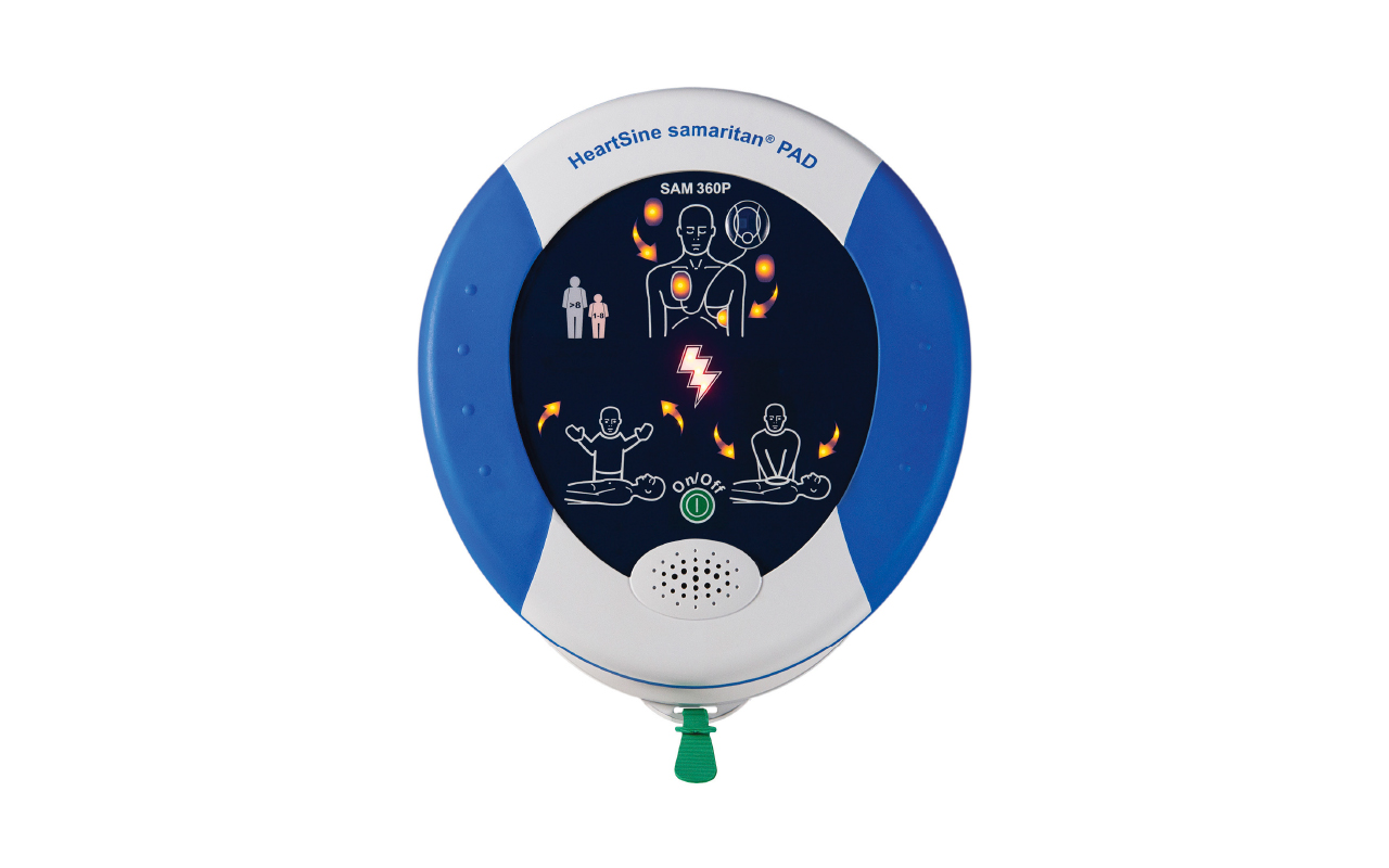 Physio-Control Launches New Defibrillator in United States