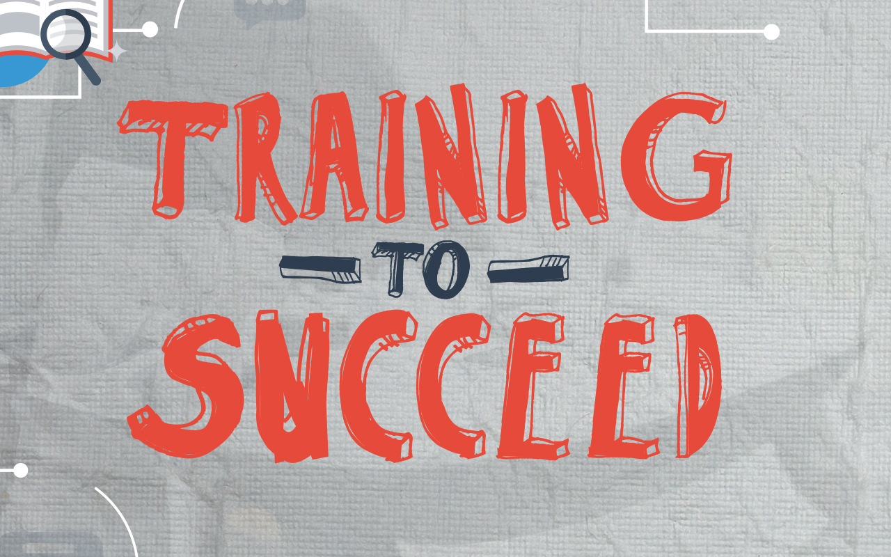 Training to succeed a free market solution to self reliance by k richard douglas falaconquin