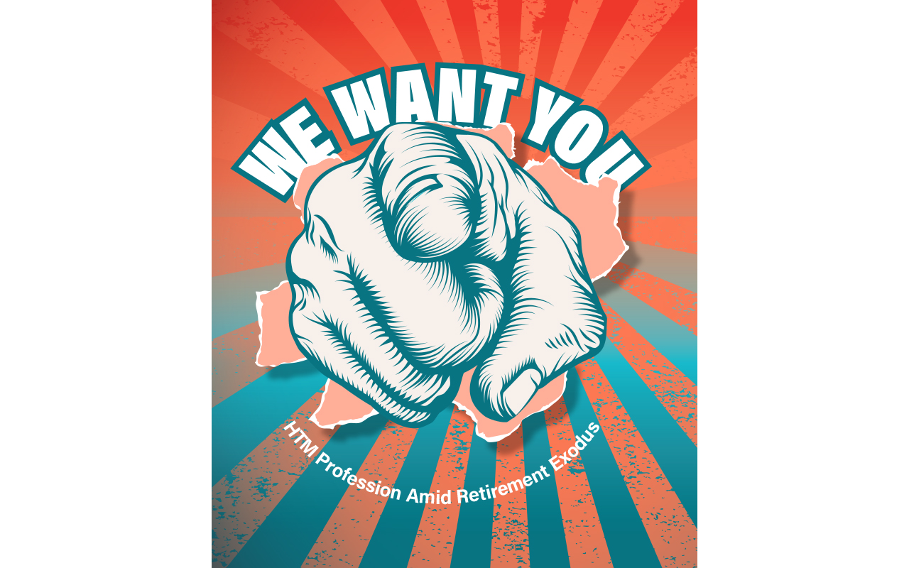 We Want You: HTM Profession Amid Retirement Exodus