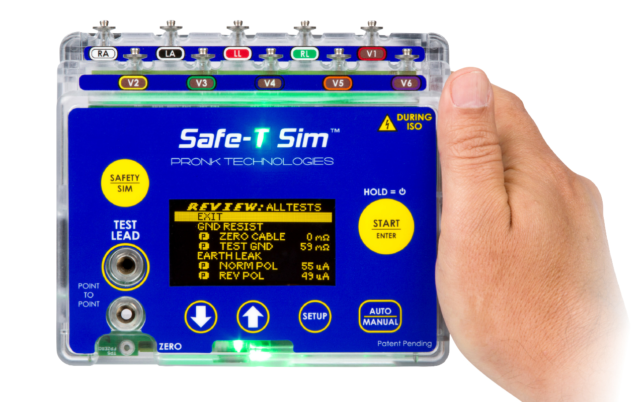 Tools of the Trade: Pronk Technologies Safe-T Sim