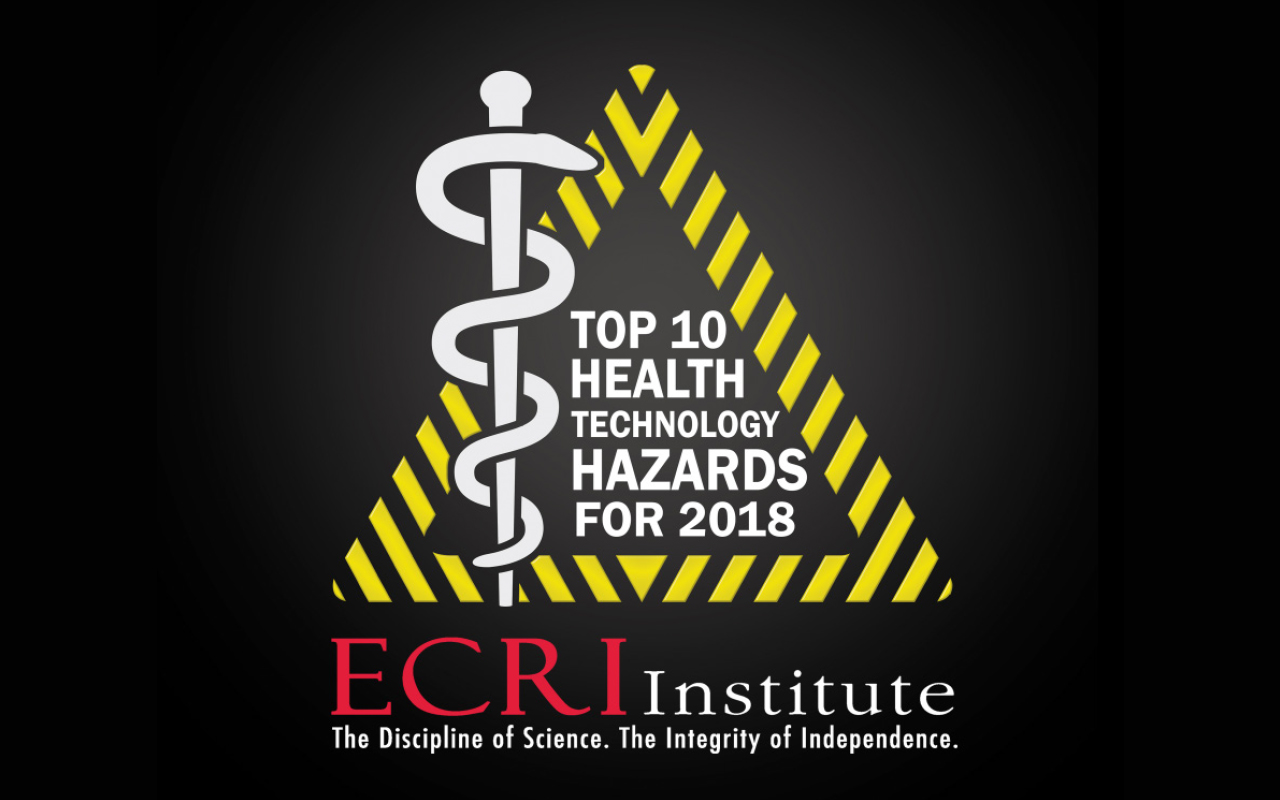 ECRI Update: A Top Hazard - Ransomware and Other Cybersecurity Threats