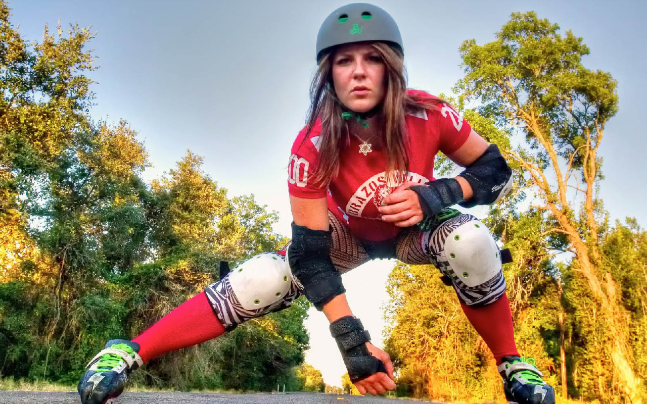 Biomed Adventures: Roller Derby Queen