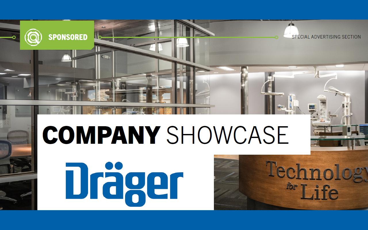 [Sponsored] Dräger Company Showcase
