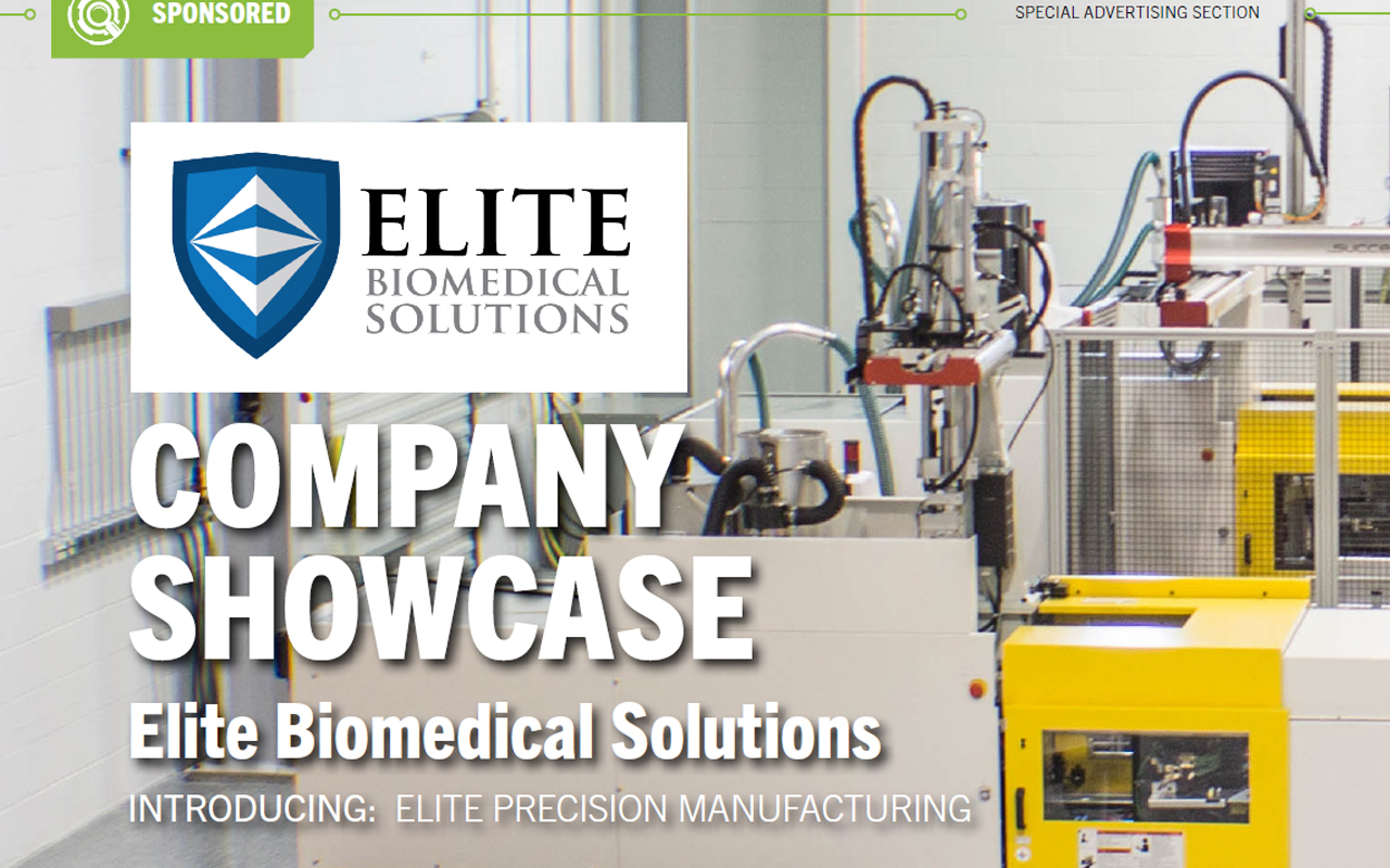 [Sponsored] Elite Biomedical Solutions Company Showcase