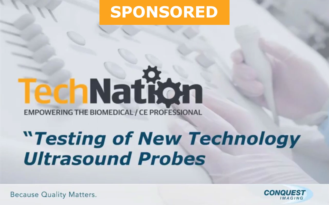 [Sponsored] Ultrasound Probe Webinar Proves Insightful
