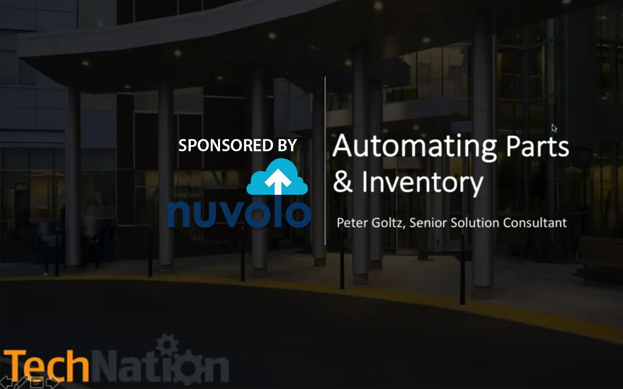 [Sponsored] Webinar Highlights Parts and Inventory Solutions