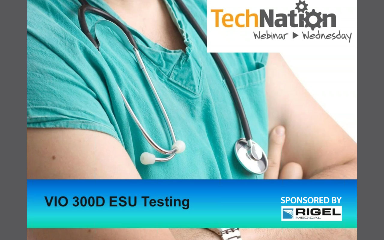 ESU Performance Testing Utilizing the ERBE-USA VIO 300D