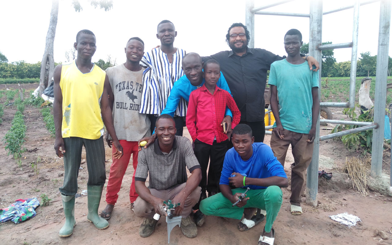 Biomed Adventures: Helping the People of Ghana