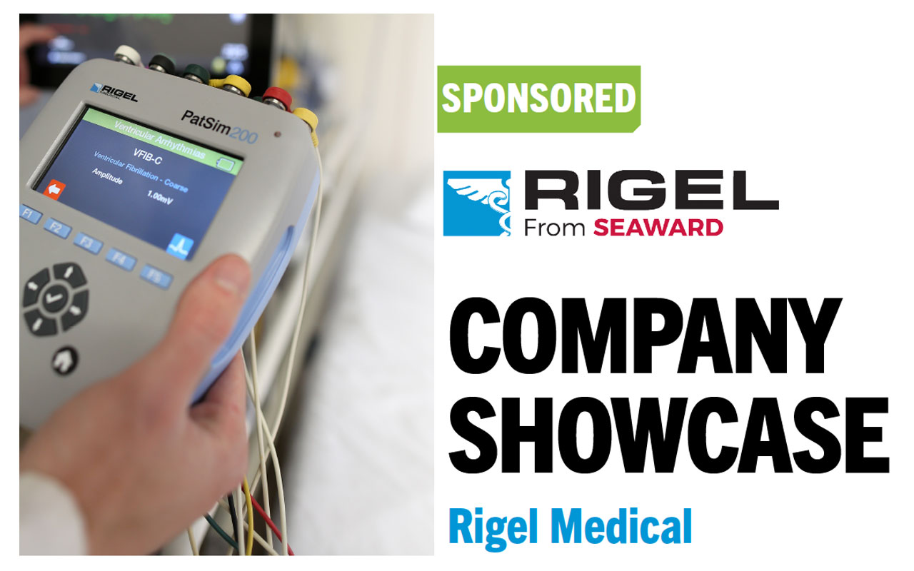[Sponsored] Rigel Medical Company Showcase