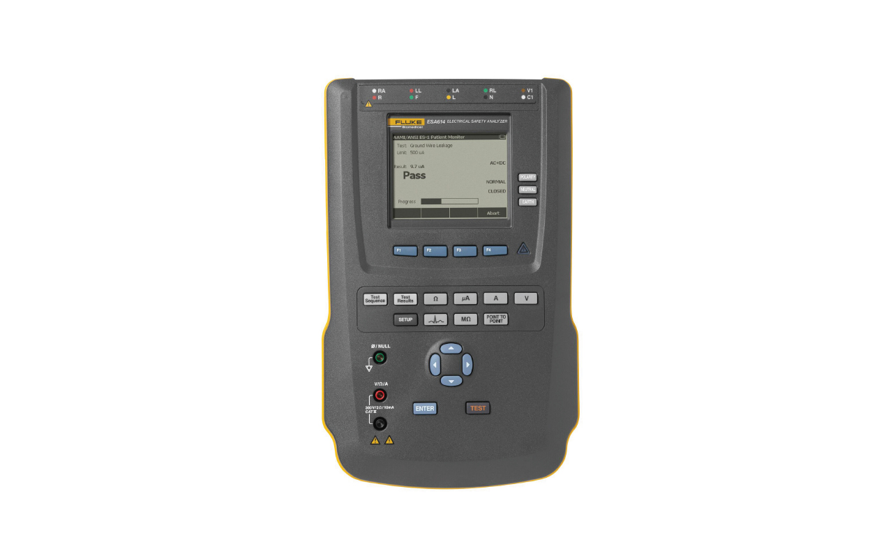 Tools of the Trade: Fluke Biomedical ESA614 Electrical