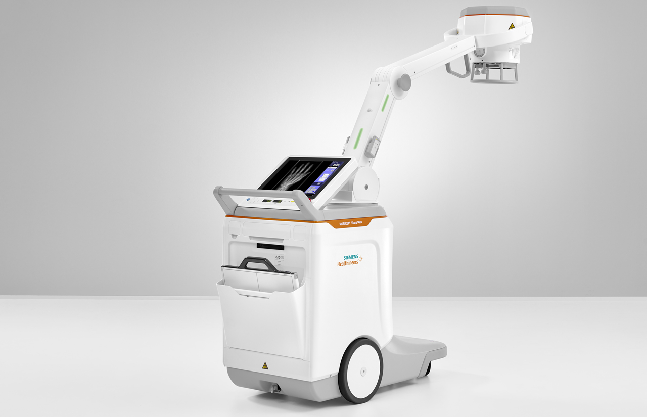FDA Clears Mobilett Elara Max from Siemens Healthineers for Enhancements in Mobile X-Ray Imaging