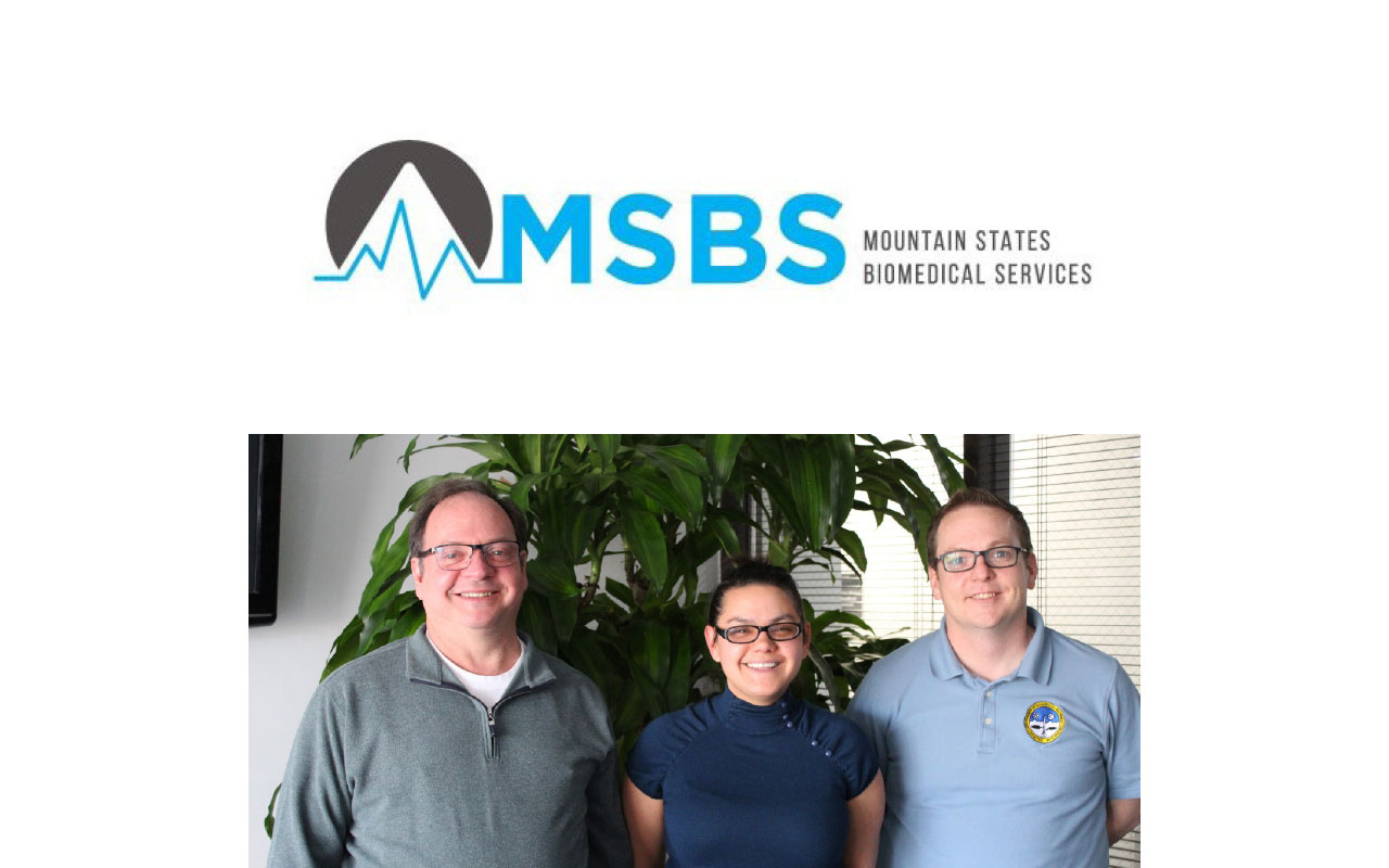 Ribbon Cutting: Mountain States Biomedical Services, Inc.