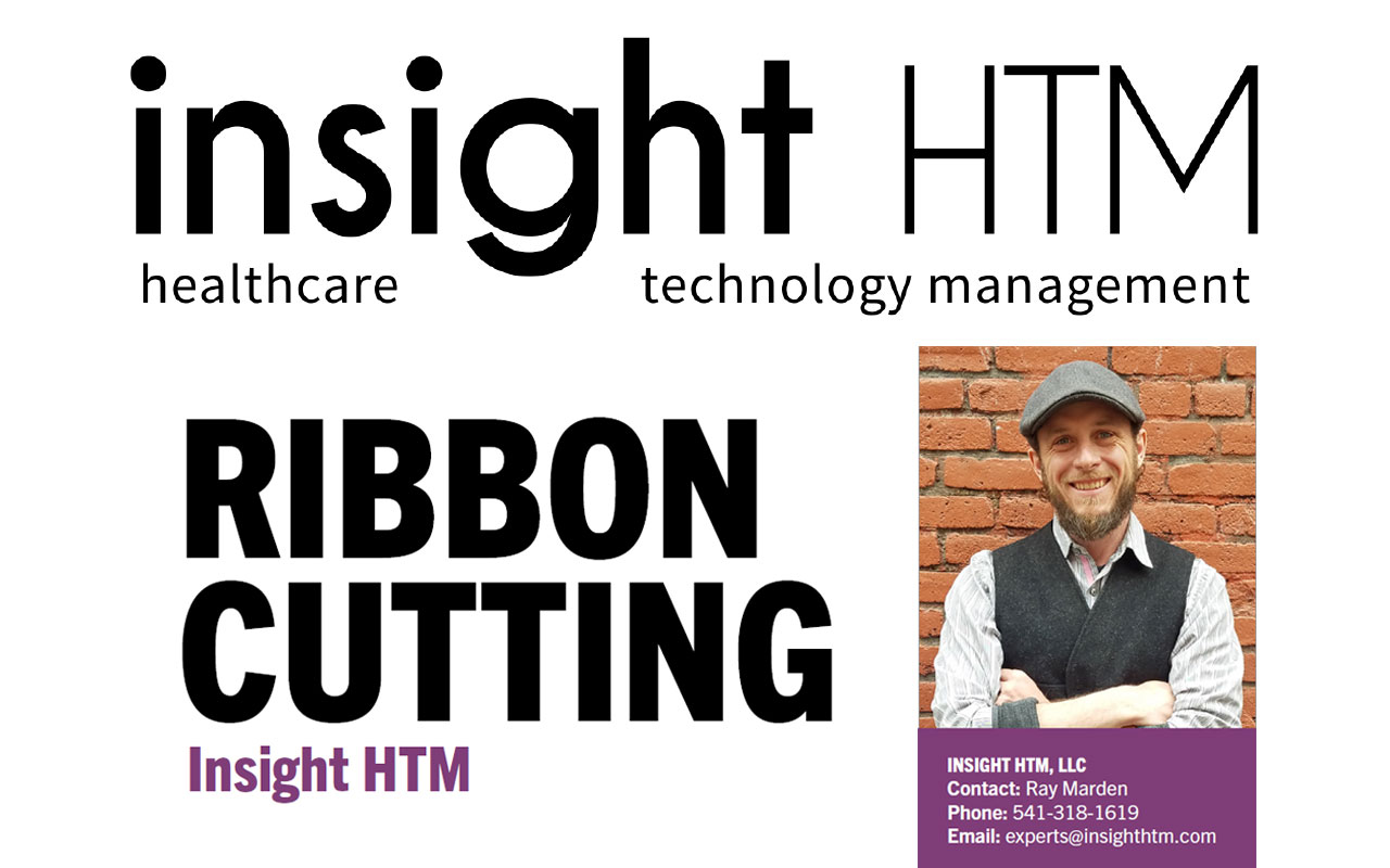 Ribbon Cutting: Insight HTM