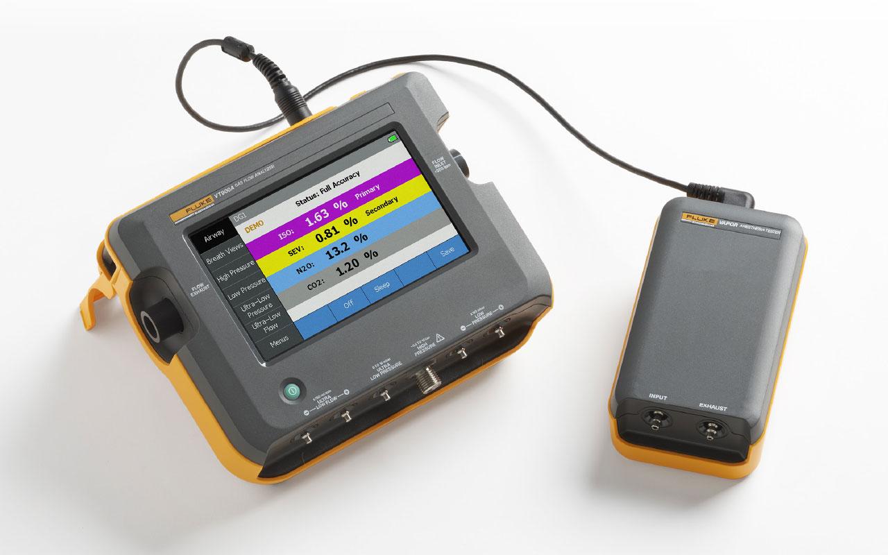 Tools of the Trade: Fluke Biomedical VT900A + VAPOR